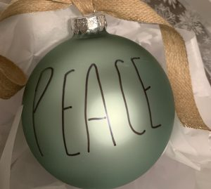 Let There Be Peace On Earth and Let It Begin In Me!